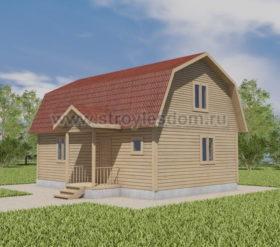 Дом ДК-34
