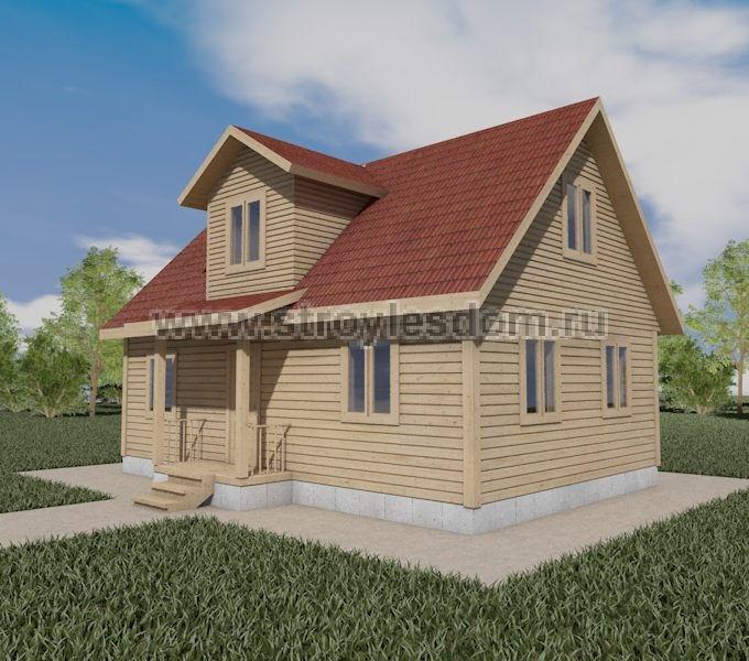 Дачные домики под ключ недорого город Тула