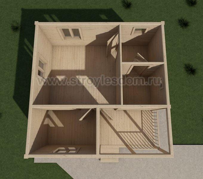 Построить недорогую баню в Московской области - Москва